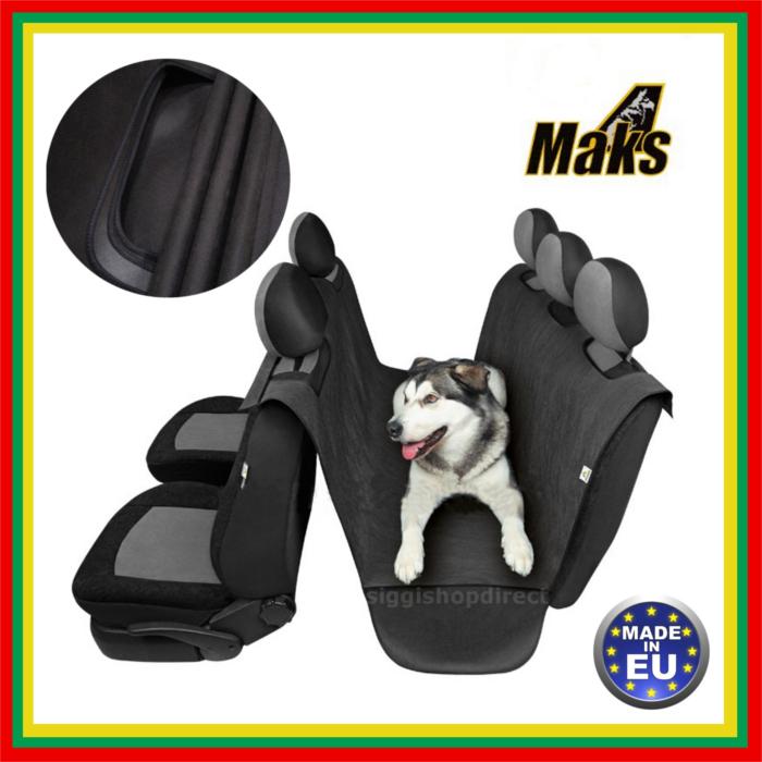 Car Seat Protector Hammock Style Mat Liner Rear Back Seat